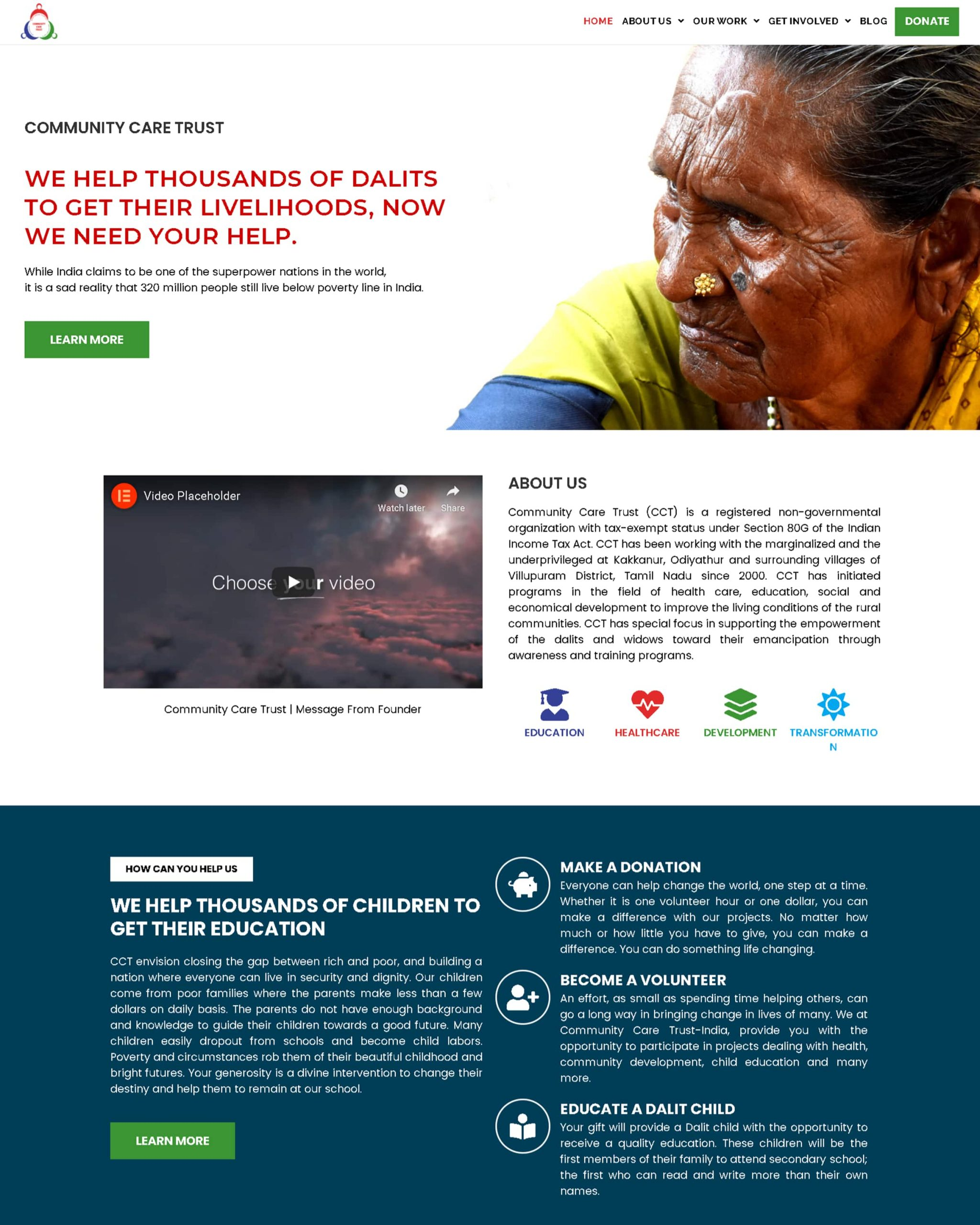 panfila™ global solutions community care trust