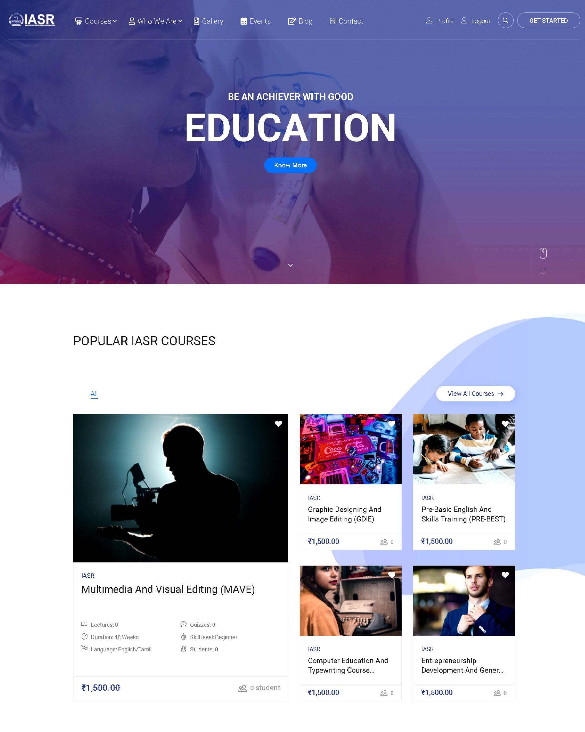 panfila™ global solutions iasr