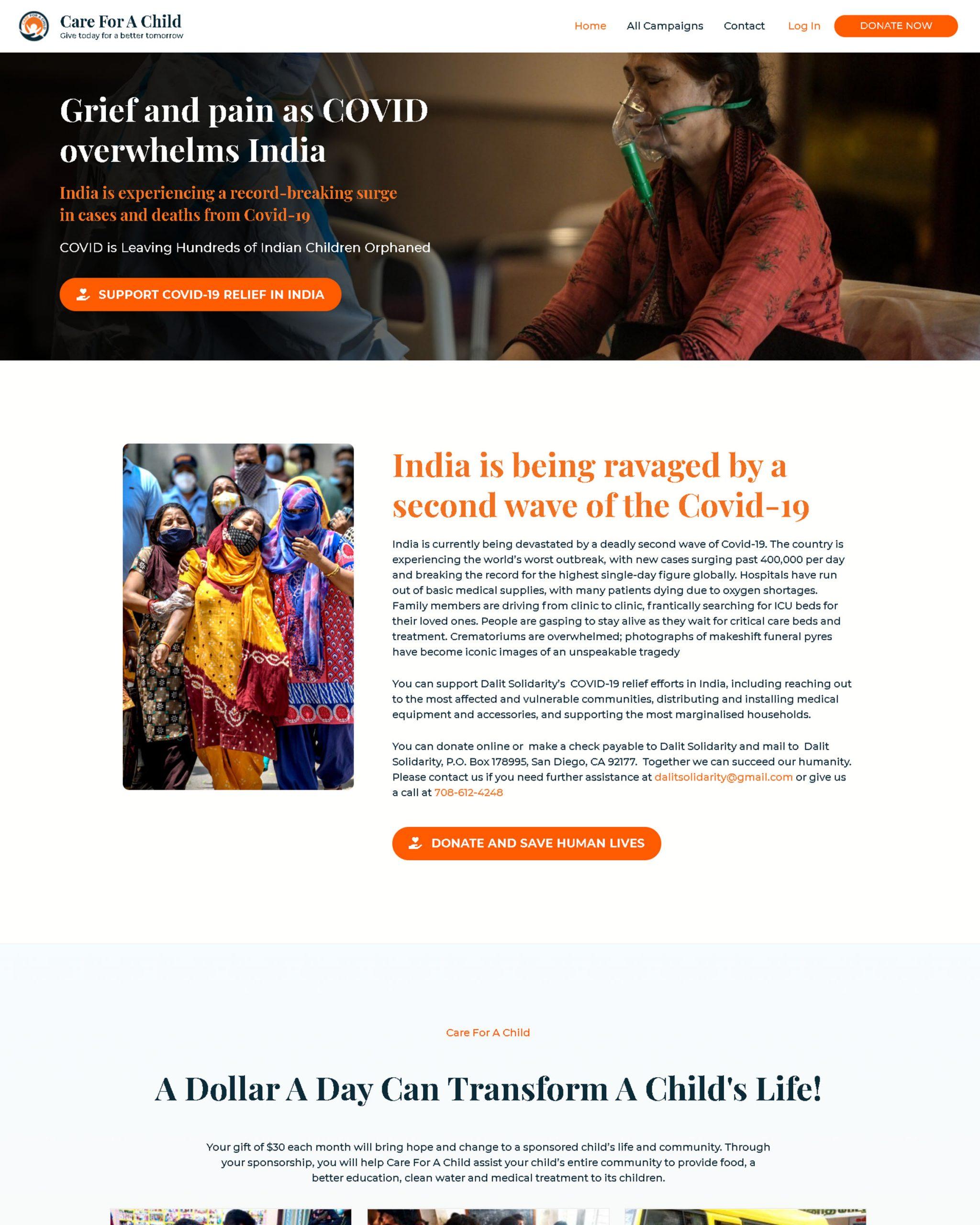 panfila™ global solutions careforachild
